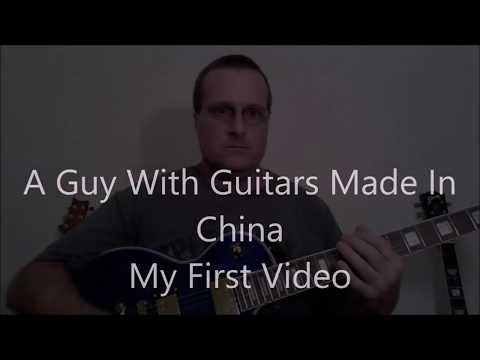 Chinese Guitars