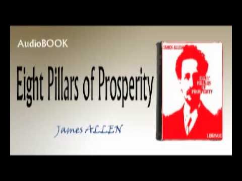 Eight Pillars of Prosperity James ALLEN Audiobook