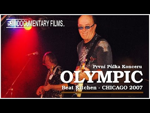 OLYMPIC (Chicago / Beat Kitchen 2007 - První Půlka Koncertu)