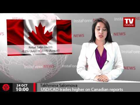 USD/CAD trades higher on Canadian reports