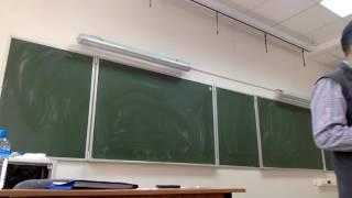Шапошников С. В. Дифференциальные уравнения, лекция 1 (6 сентября 2016)