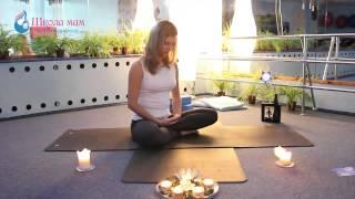 Йога для начинающих в домашних