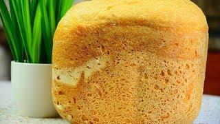 ПРОЩЕ НЕ КУДА Рецепт хлеба в хлебопечке