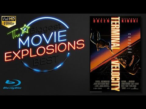 The Biggest and Best movie explosions: Terminal Velocity 1994