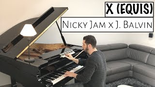 Nicky Jam X J. Balvin X EQUIS Naor Yadid Piano Cover.mp3