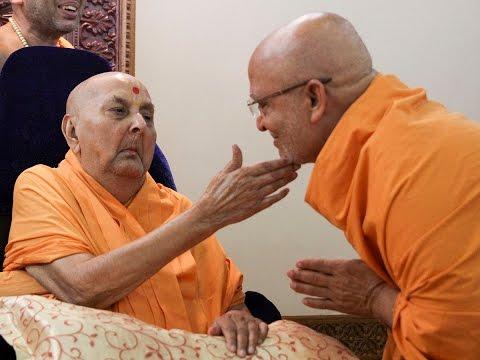 Guruhari Darshan 6 May 2015 - Pramukh Swami Maharaj's Vicharan