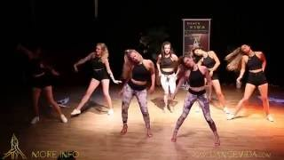 Las reggaetoneras - Falken Party, Dance Vida  2016