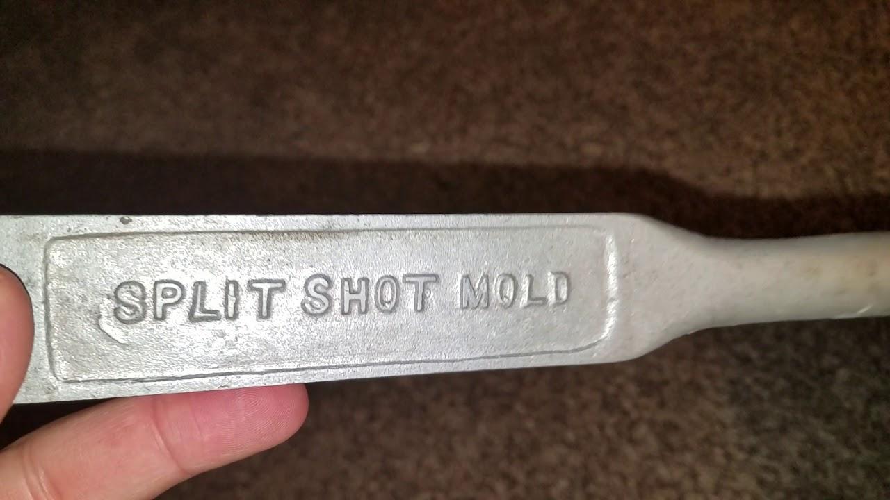 Clam shell buckshot mould?