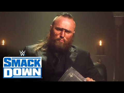 """Aleister Black's """"Chapter One: The Dragon"""": SmackDown, April 23, 2021"""