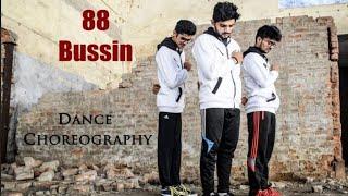88 - Bussin | Greycius Dance Crew | Urban Dance Choreography