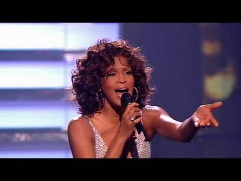 The X Factor 2009 - Whitney Houston: Million Dollar Bill - Live Results 2 (itv.com/xfactor)