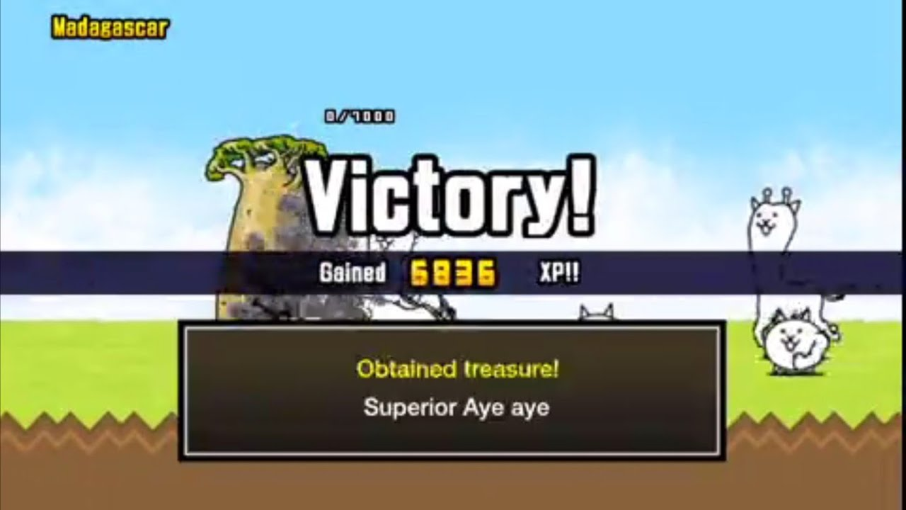 Battle Cats How To Get Treasure