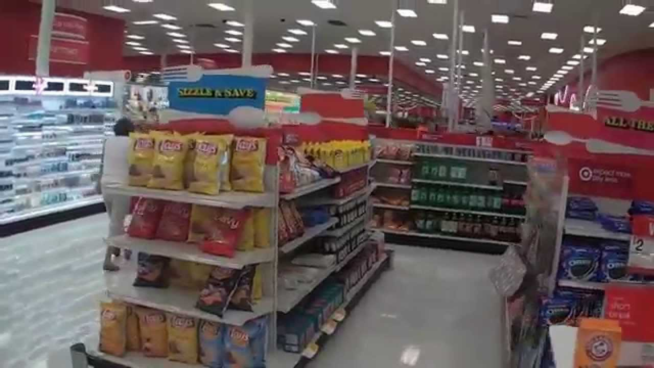 Shopping Inside a Target Store - Fort Myers, Florida - YouTube