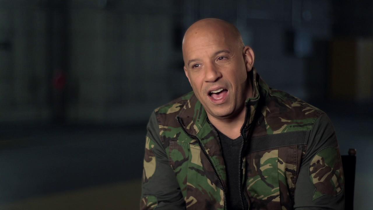 """Guardians of the Galaxy Vol. 2: Vin Diesel """"Baby Groot ..."""