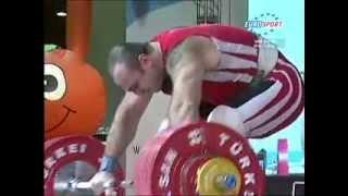 2010 World Weightlifting 105 Kg Class.avi