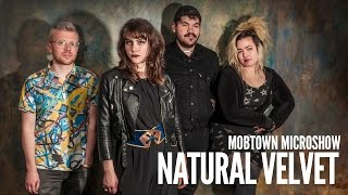 "Mobtown Microshow with Natural Velvet ""Sewn Through"" ""Fruits"" ""Crash!"""