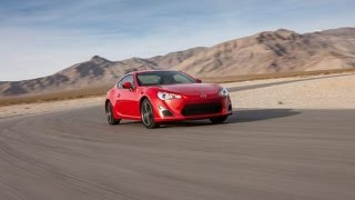 Real World Test Drive Scion FR-S
