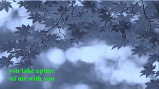 PAUL YOUNG - EVERYTIME YOU GO AWAY [w/ lyrics]