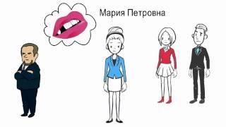Реклама стоматологической клиники(Заказ рекламных рисованных роликов tativol2004@gmail.com., 2016-06-18T18:03:36.000Z)