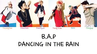 B.A.P - Dancing in the Rain