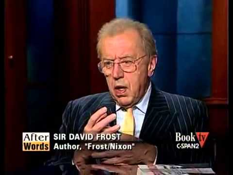 Sir David Frost on the Frost Nixon Interviews 2007
