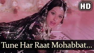 Tune Har Raat Mohabbat Ki - Mujra - Item Girl - Amjad Khan - Ganga Ki Saugandh - Bollywood Songs