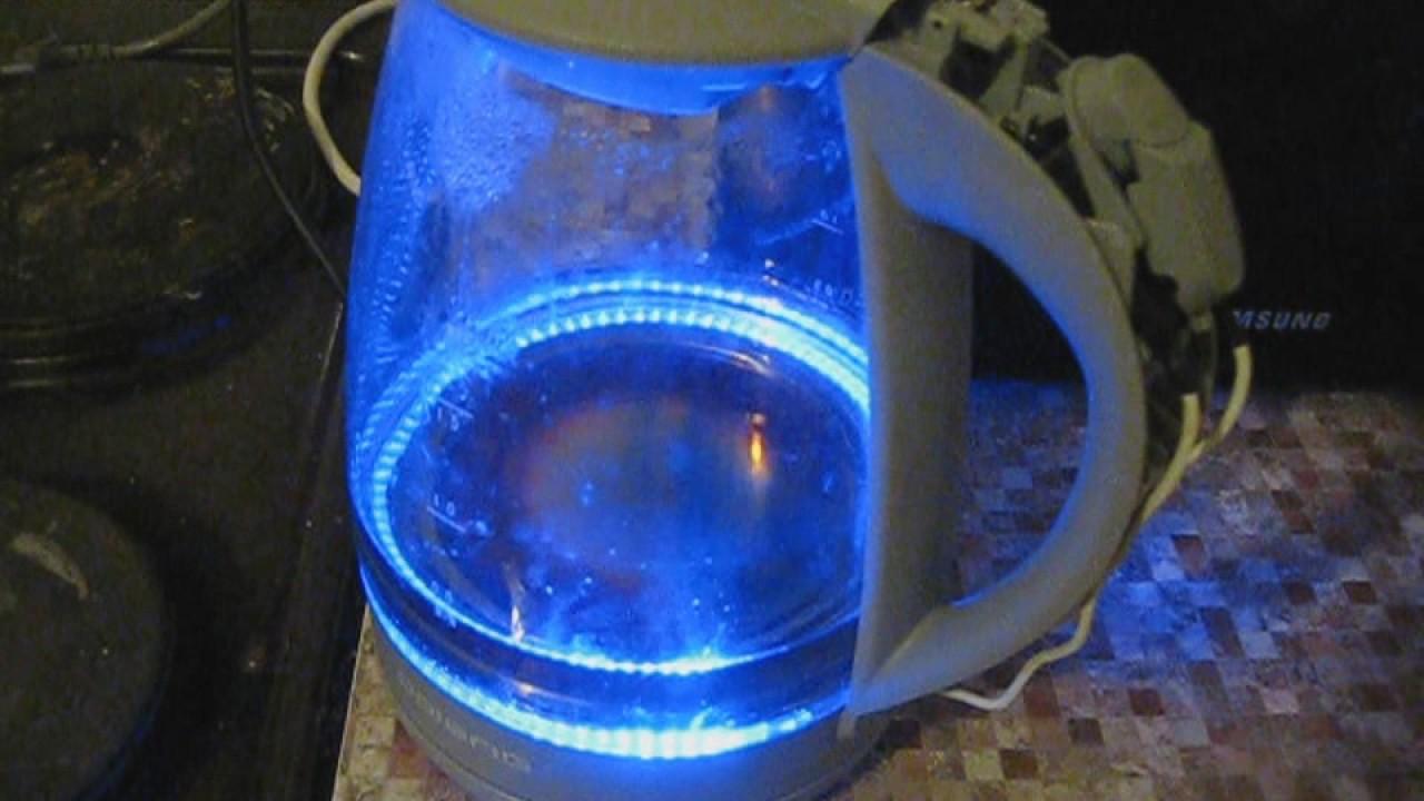 Ремонт чайника POLARIS