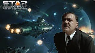 Адольф Гитлер и обнова в Star Conflict.