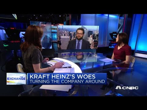 What went wrong with Kraft Heinz?