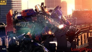 PC - Transformers: The Game - Autobots - LongPlay [4K: 48Fps]