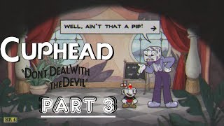 Cuphead - CRASHING GAME