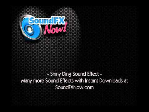 Shiny ding sound effect download