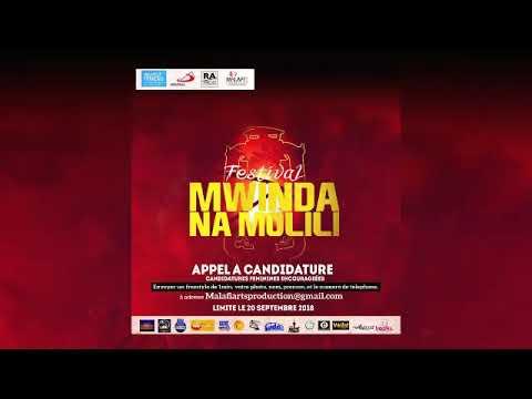 Appels à candidatures aux Festivals Mwinda Na Molili et MutuBuku !!!