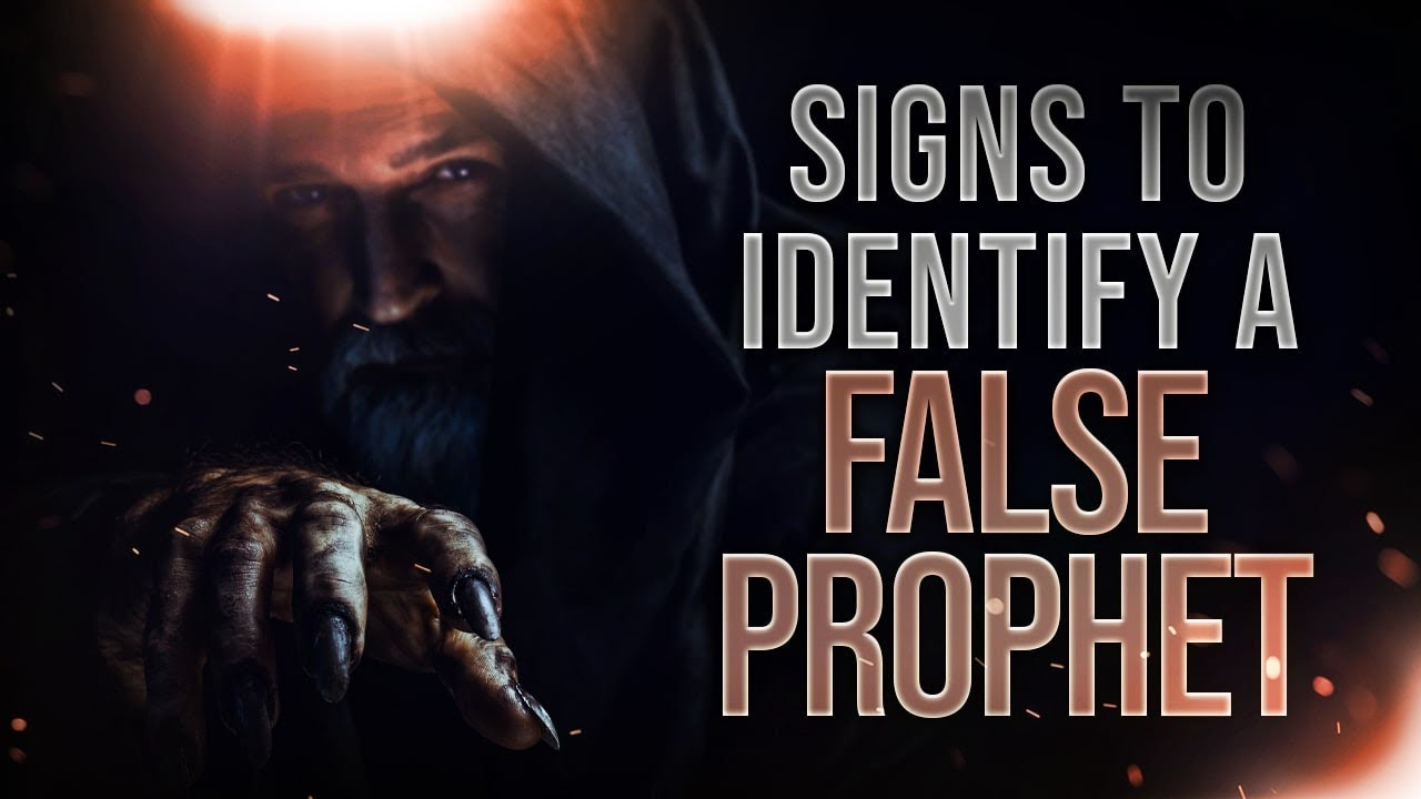 Don't IGNORE These DEMONIC Signs That Someone Is A False Prophet