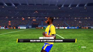 ASM Clermont VS Stade Français Paris : Rugby Challenge 2 PC [FR]