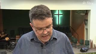 Diário de um Pastor com o Reverendo Marcelo Pinheiro - 1° Tessalonicenses 5:16-18 - 07/01/2021