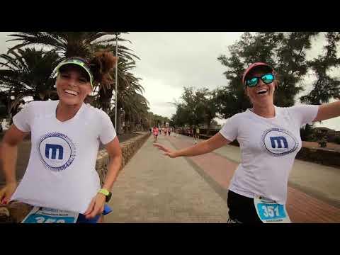 Las mejores imágenes de la I Carrera de las empresas Lanzarote 2019