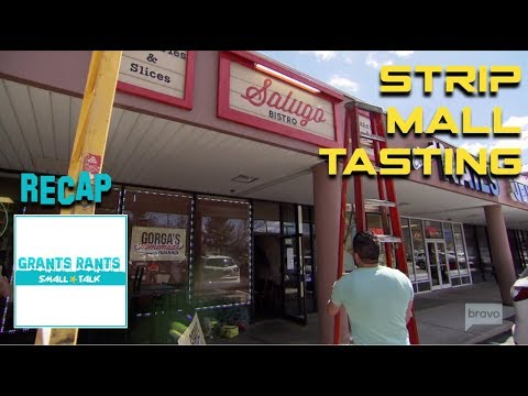 GR Small Talk: Real Housewives of New Jersey Season 8 Episode 5 #StripMallTasting