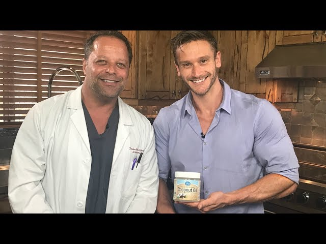 Coconut Oil: Is it bad? Thomas DeLauer Interviews Cardiologist Dr. Weiss