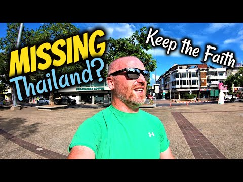 Missing Thailand & Down in The Dumps? | Trip to Market