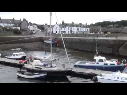 Cromarty Harbour, Black Isle.