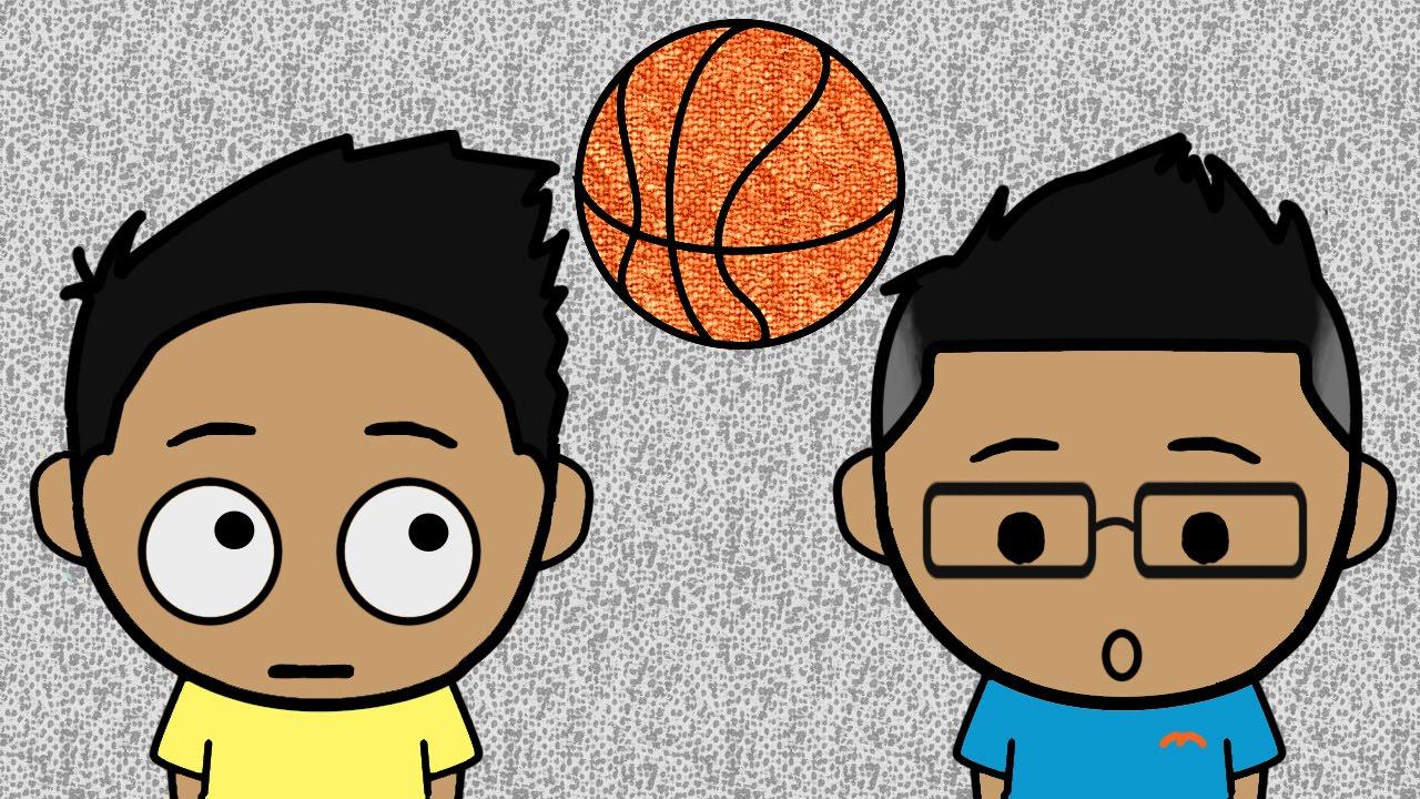 Vlog #1 //  Basketball Fails XD