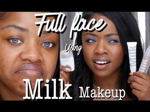Full Face using MILK Makeup | Cydnee Black 💋