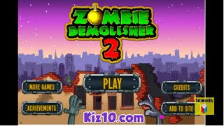 Zombie Demolisher 2 | Just let me destroy your heads | Gane review
