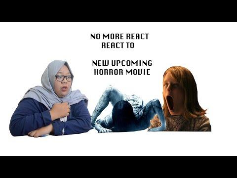 REACT #1 : New Upcoming Horror Movies 2016...