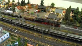Le magnifique réseau ferroviaire de Mr De Pauw!! (15/07/2013)(, 2013-07-17T16:58:03.000Z)
