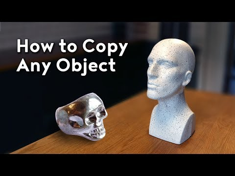 How to Copy (almost) Any Object - YouTube
