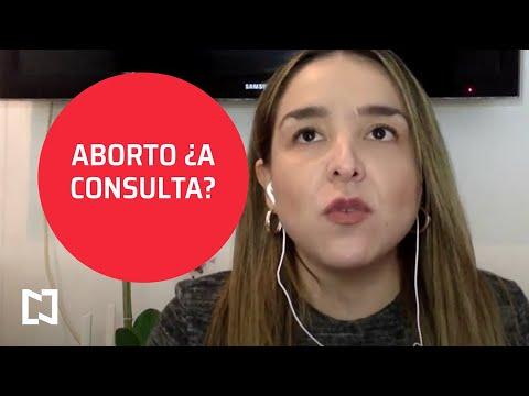 Aborto ¿a consulta? - Punto y Contrapunto