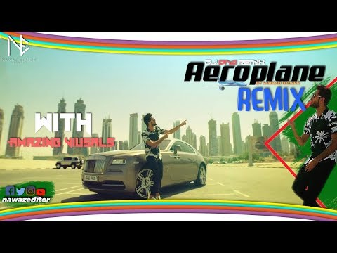 Sarmad Qadeer Song (Aeroplane #Remix) | DJ DNA | Nawaz Editor
