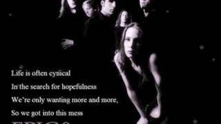 Epica - Another Me In Lack'ech (Lyrics)